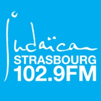 Logo of radio station Radio Judaïca Strasbourg