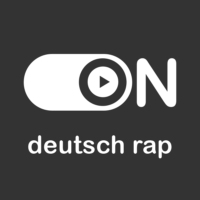 "Logo de la radio ""ON Deutsch Rap"""