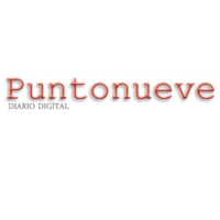 Logo of radio station FM Puntonueve
