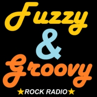 Logo of radio station Fuzzy and Groovy