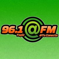 Logo of radio station XHZAR @FM 96.1