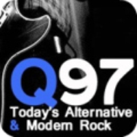 Logo de la radio 1Club.fm - Q97 (Alternative)