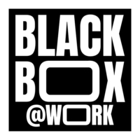Logo of radio station BlackBox @Work