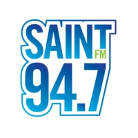 Logo de la radio The Saint 94.7 FM