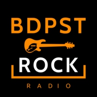 Logo of radio station BDPST ROCK Rádió