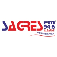 Logo of radio station Sagres FM