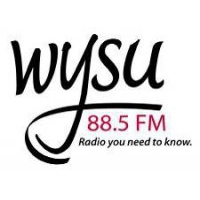 Logo of radio station WYSU 88.5 FM