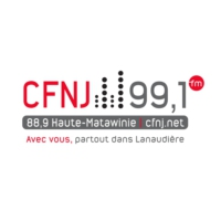 Logo of radio station CFNJ 99.1