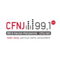 Logo of radio station CFNJ 99.1