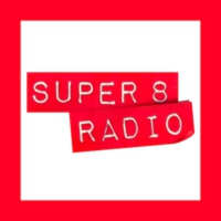 Logo of radio station Super 8