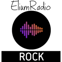 Logo of radio station ELIUM Rock