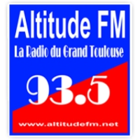 Logo of radio station Altitude Fm 93.5