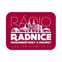 Logo of radio station Rádio Radnice
