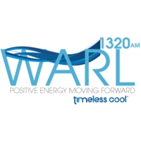 Logo of radio station WARL The Drive 1320 AM
