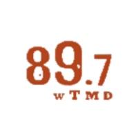 Logo of radio station WTMD 89.7