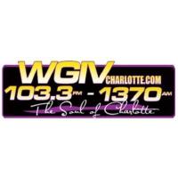 Logo of radio station WGIV