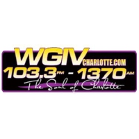 Logo of radio station WGIV