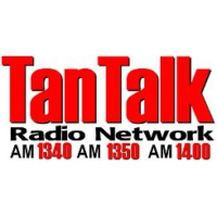 Logo of radio station WDCF Tan Talk 1350 AM