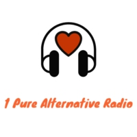 Logo of radio station 1 Pure Alternative Radio