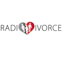 Logo of radio station Radio Divorce