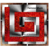 Logo of radio station FamousMusic