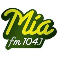 Logo of radio station Mía FM