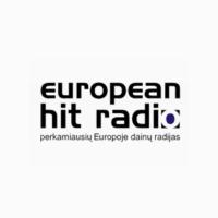 Logo of radio station European Hit Radio
