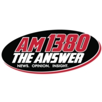Logo de la radio KTKZ AM 1380 The Answer