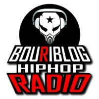 Logo de la radio Bouriblog Hip Hop Radio