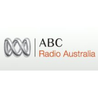 Logo of radio station ABC Radio Australia (English for Asia)