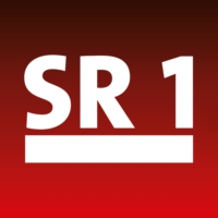 Logo of radio station SR 1
