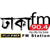 Logo de la radio Dhaka FM 90.4