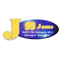 Logo of radio station J99 JamsWJPC FM