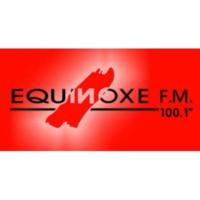 Logo de la radio Equinoxe FM 100.1