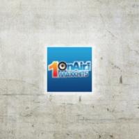 Logo of radio station 1onAir Maxxhits