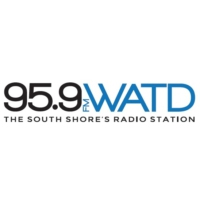 Logo of radio station WATD 95.9 FM