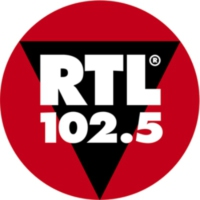 Logo of radio station RTL 102.5 Romeo and Juliet