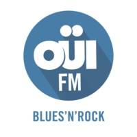 Logo of radio station OÜI FM BLUES'N'ROCK