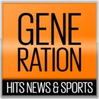 Logo of radio station Génération 99 FM