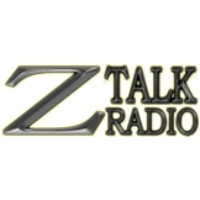 Logo of radio station Z Talk Radio