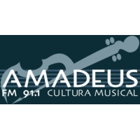 Logo of radio station Amadeus Cultura Musical FM 91.1