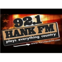 Logo of radio station KTFW Hank 92.1