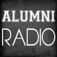 Logo of radio station Alumni Radio
