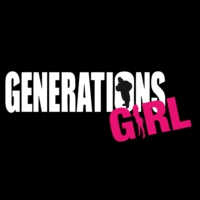 Logo of radio station Générations Girl