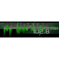 Logo of radio station Peiraias FM