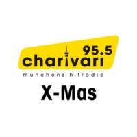 Logo de la radio 95.5 Charivari Münchens - X-Mas