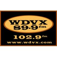 Logo of radio station WDVX