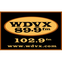 Logo of radio station WDVX