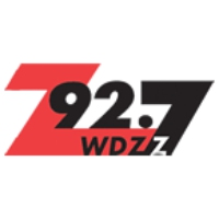 Logo of radio station WDZZ 92.7