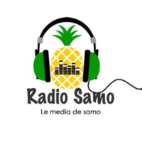 Logo of radio station RADIOSAMO